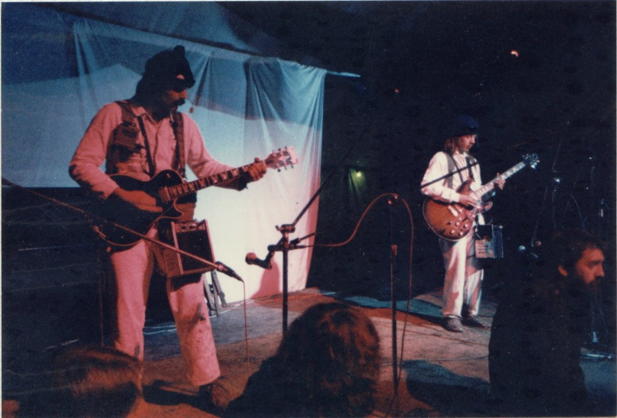from the FPG Diaries / The Acoustic Stage
