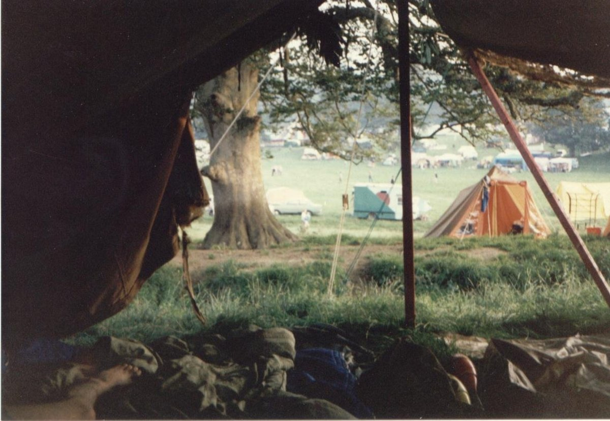 EF Base Camp 1