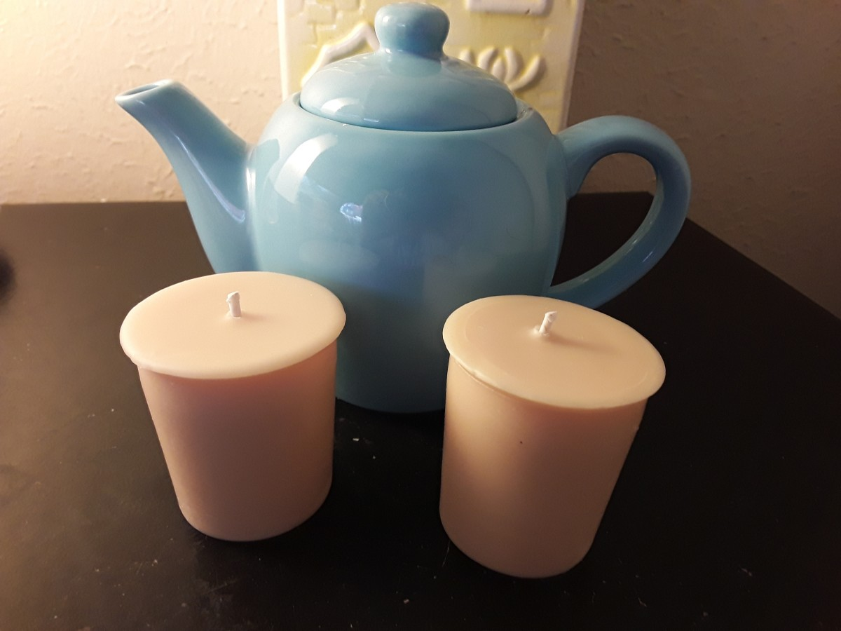 Votive Candle Making Easy Techniques-Complete Guide