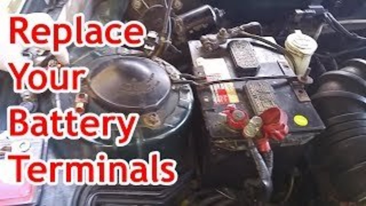 Replace Your Battery Terminals