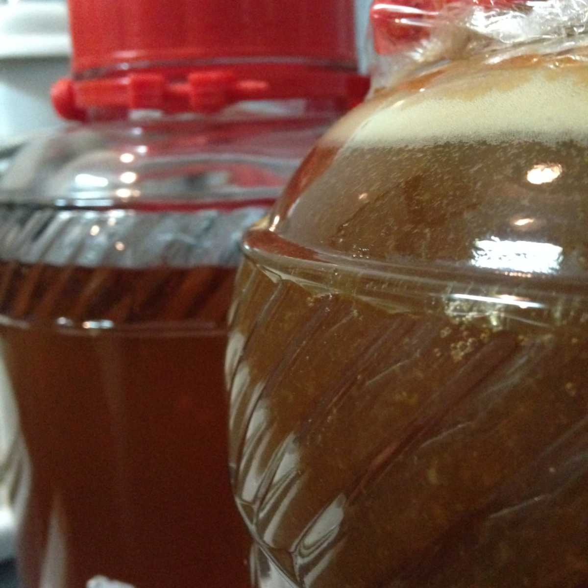 f-is-for-fermenting