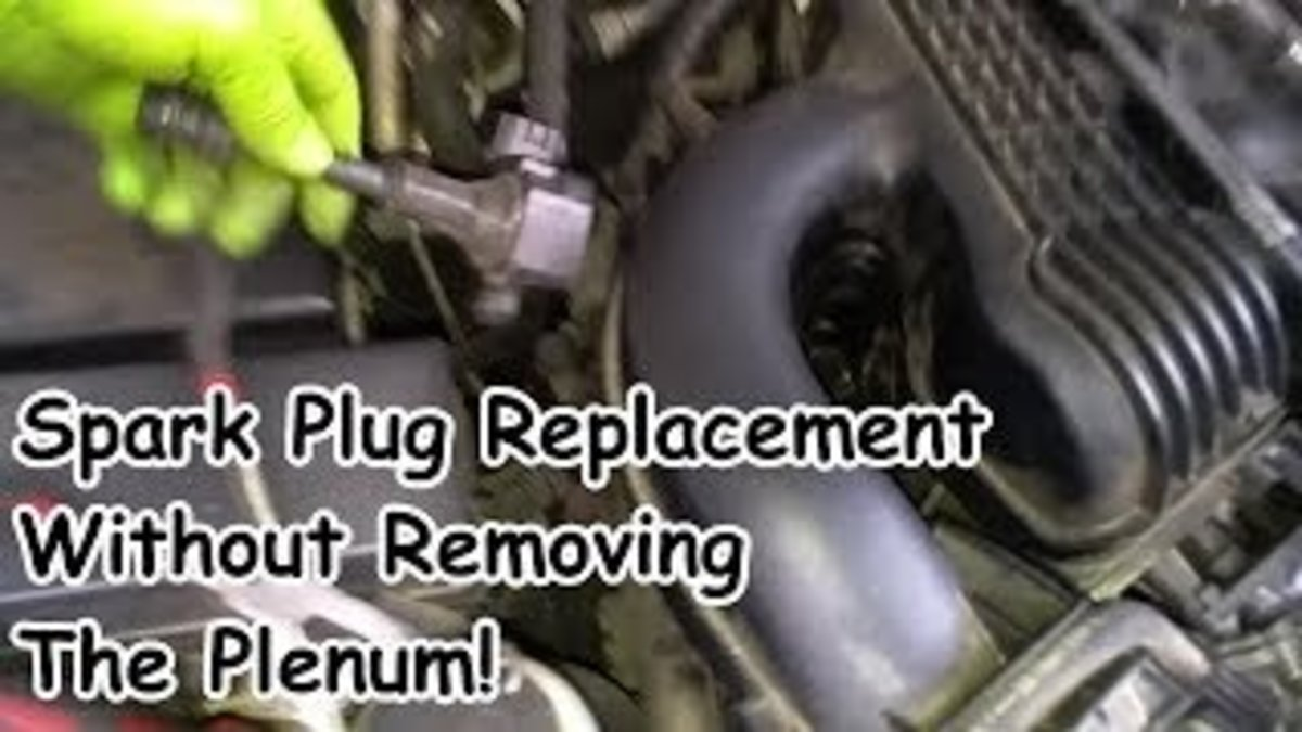 Don't Remove the Plenum: Nissan Xterrra Coil Pack and Spark Plug Replacement (With Video)