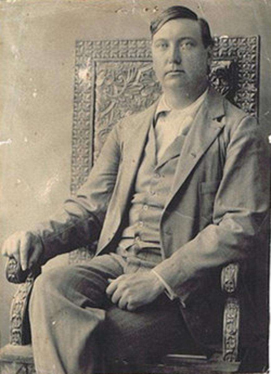 Governor Frank Steunenberg.