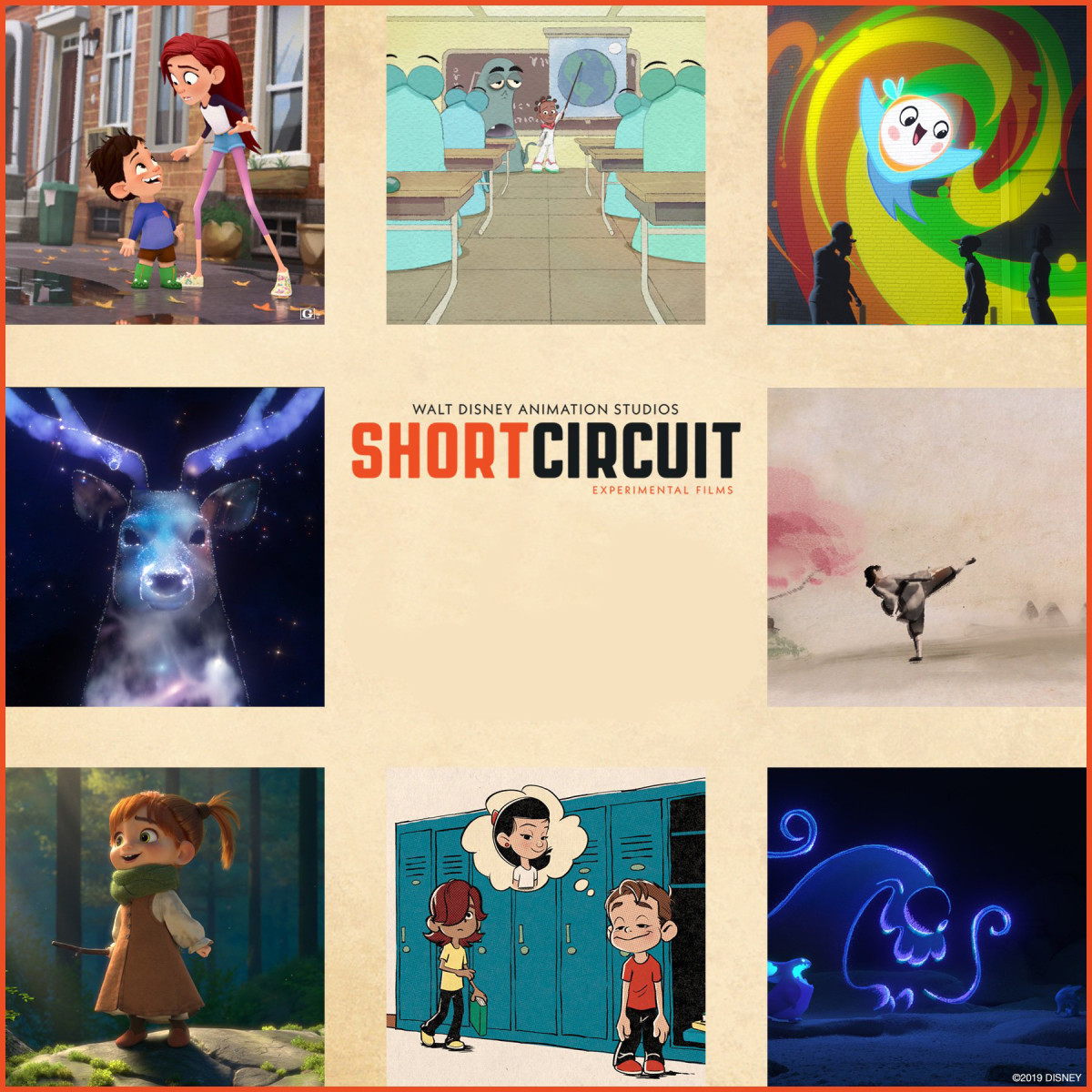 """Short Circuit: Experimental Films"" Review"