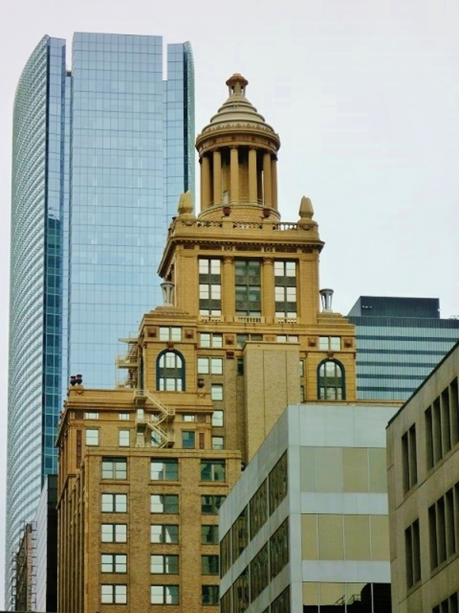 Esperson Buildings: Historic Houston Structures