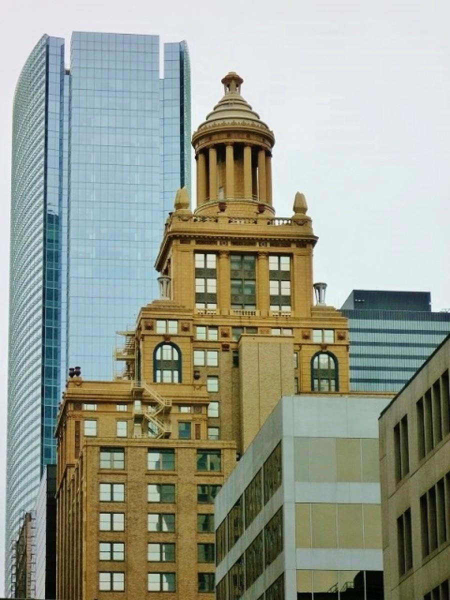 Esperson Buildings: Historic Houston Structures