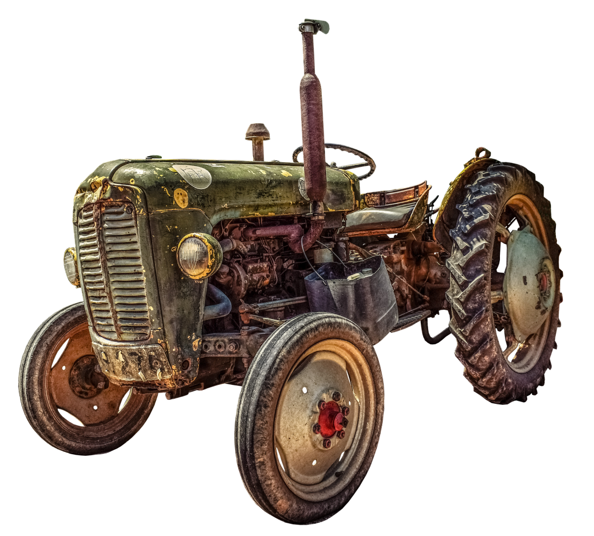 The Tractor: Billybuc Photo Challenge/Prompt#3