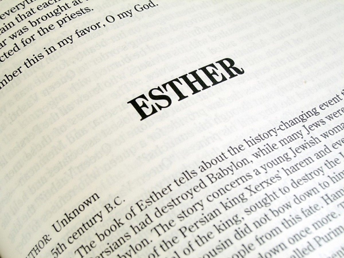 Book of Esther Overview
