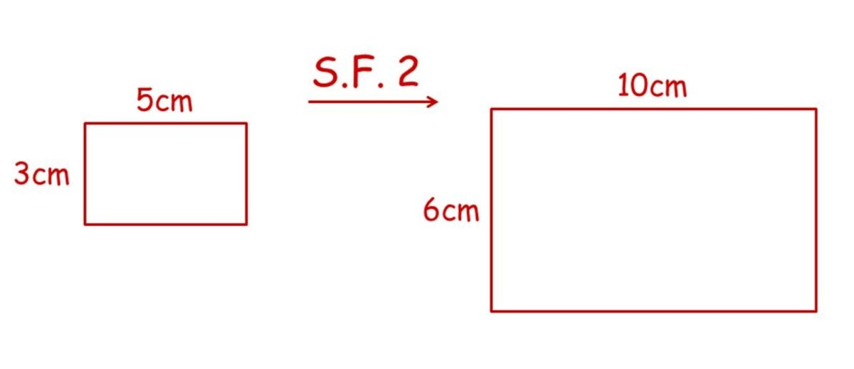 How Do Scale Factors Work for Area and Volume?