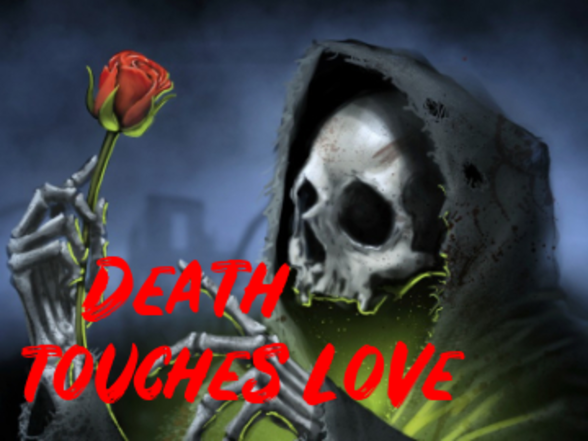 Poem: Death Touches Love