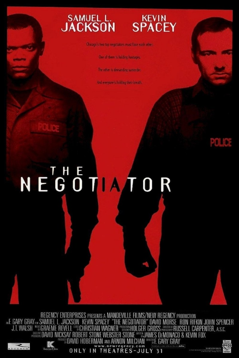 Should I Watch..? 'The Negotiator'