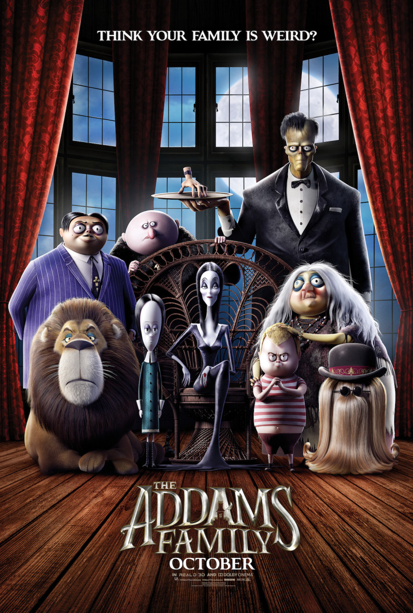 """The Addams Family"" (2019): (Snap, Snap) A Review"