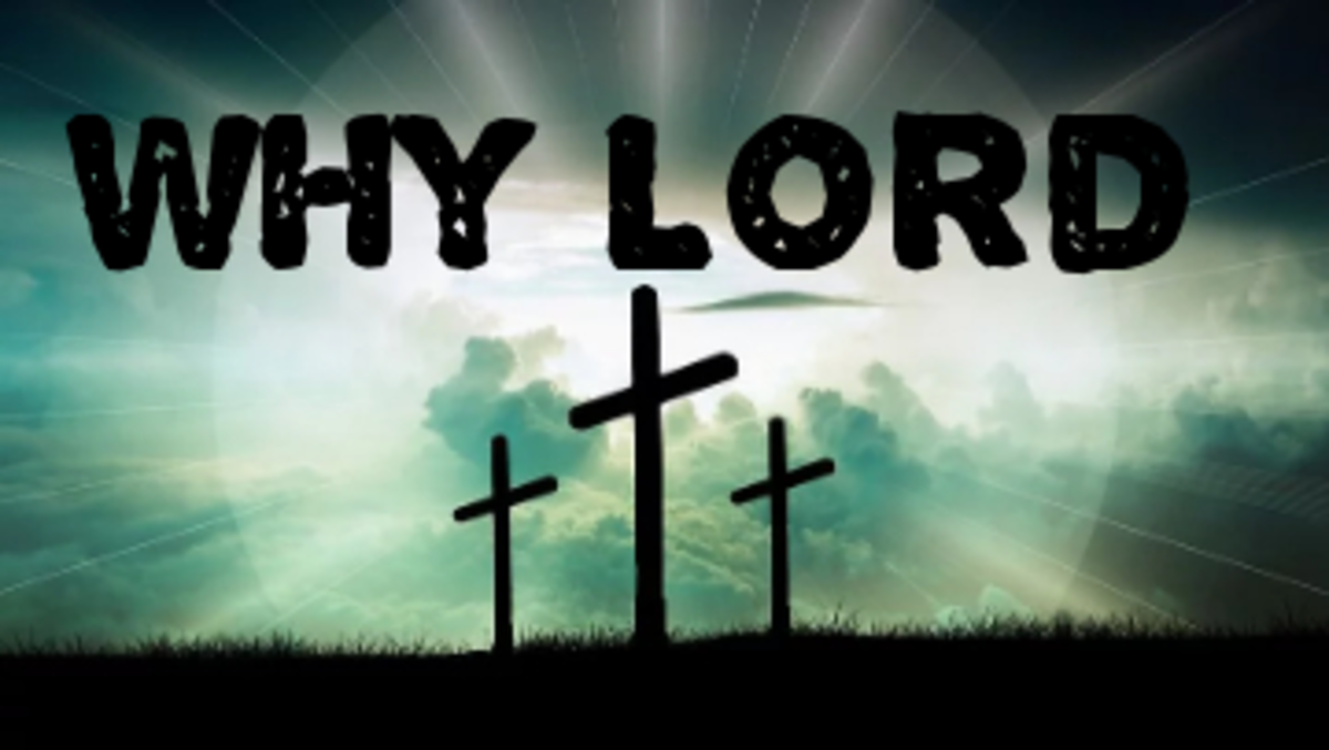 Poem: Why Lord