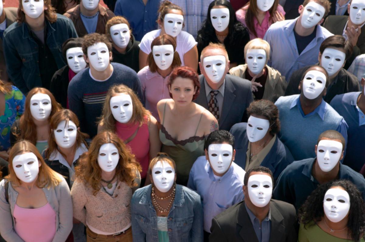 Crowd wearing #masks. #coronaviruspandemic