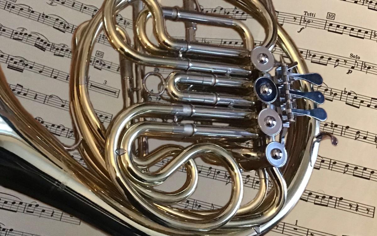 Learn the proper fingerings for French Horn