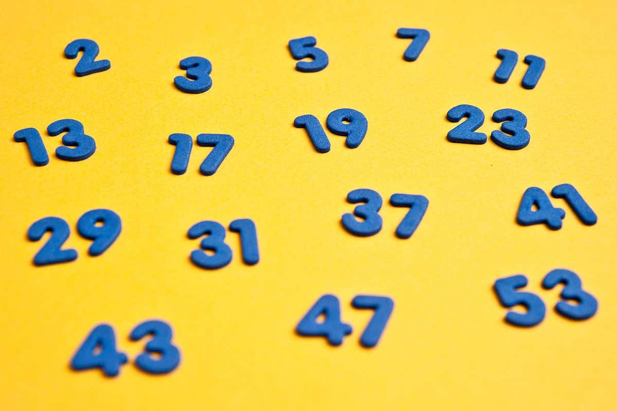 Love Is Like a Prime Number