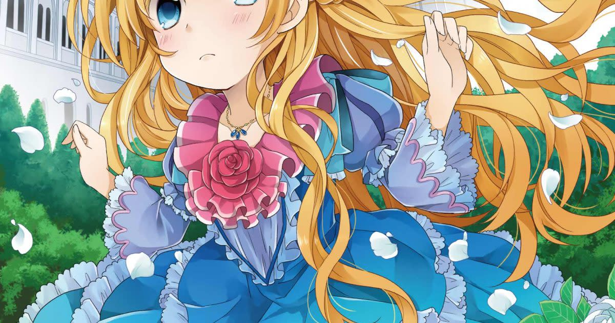 """This is from a manga called, """"The Reincarnated Princess Strikes Down Flags Today as Well"""", about being a reincarnated princess. Which is about as 'wish fulfillment' as it gets."""