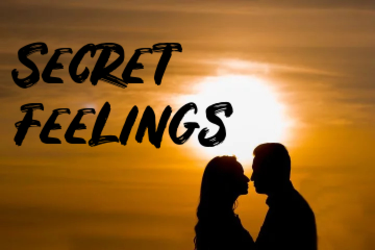 Poem: Secret Feelings