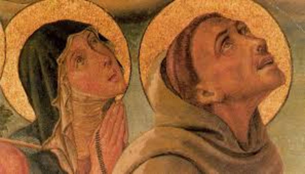 Letters Between St. Francis and Clare