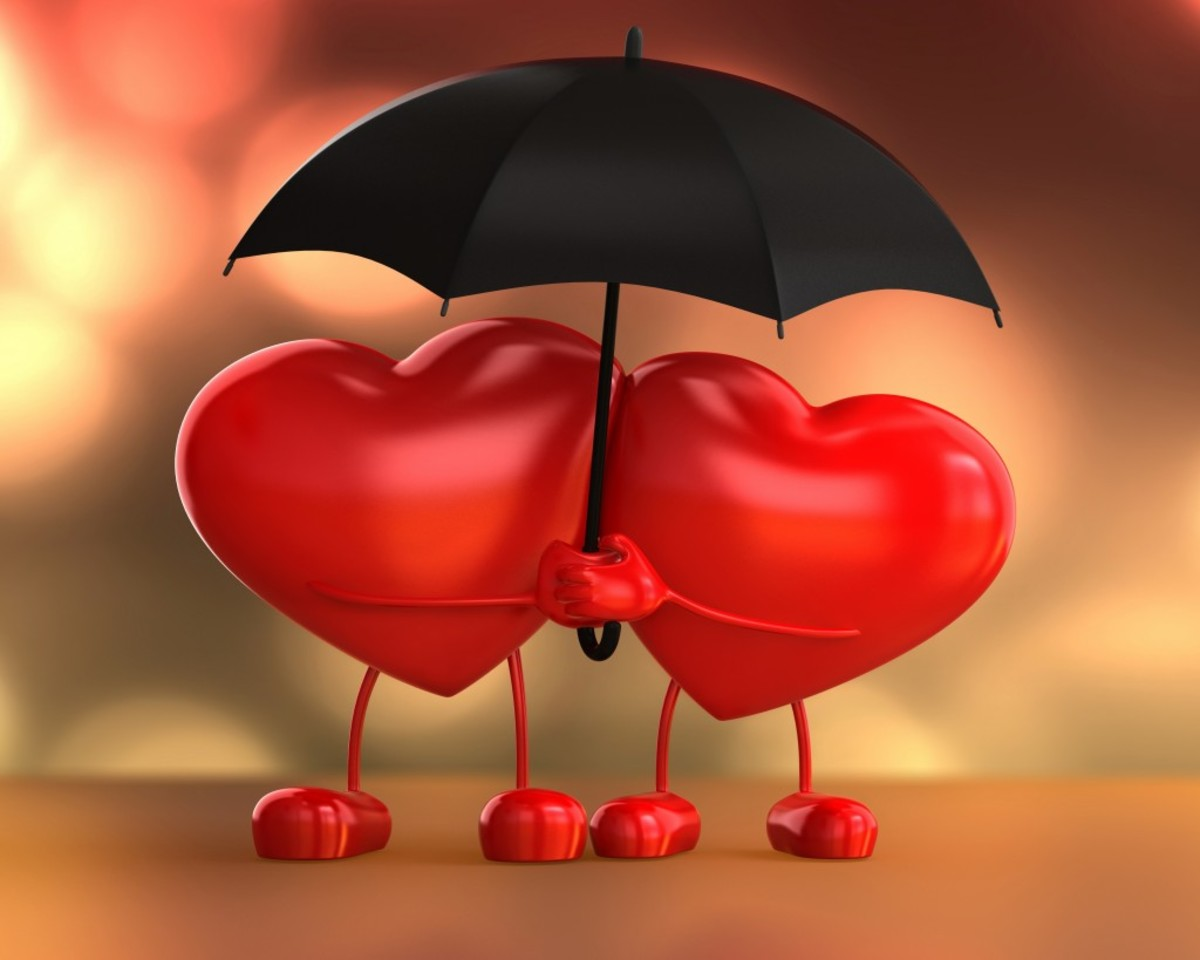 Love is Like an Enthusiastic Dancer