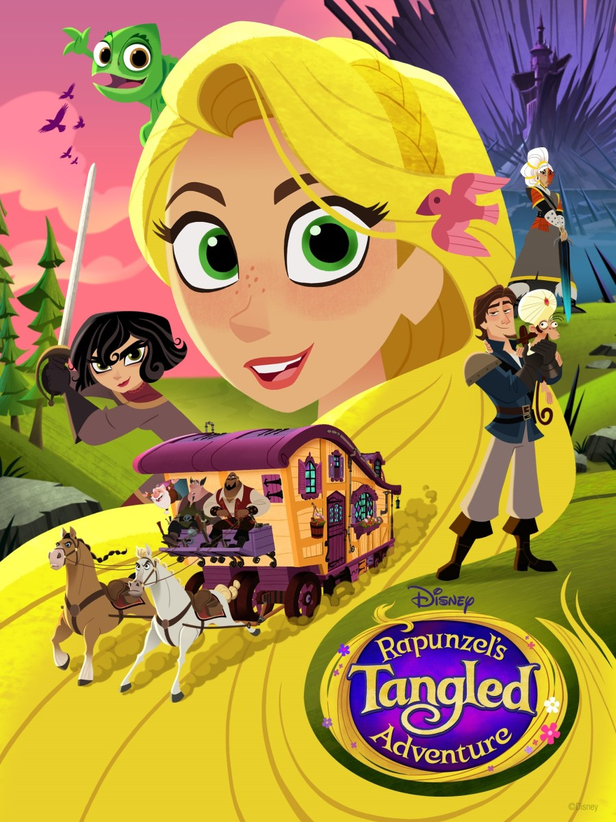 """Tangled Adventure"": A Sequel Show Worth Watching?"