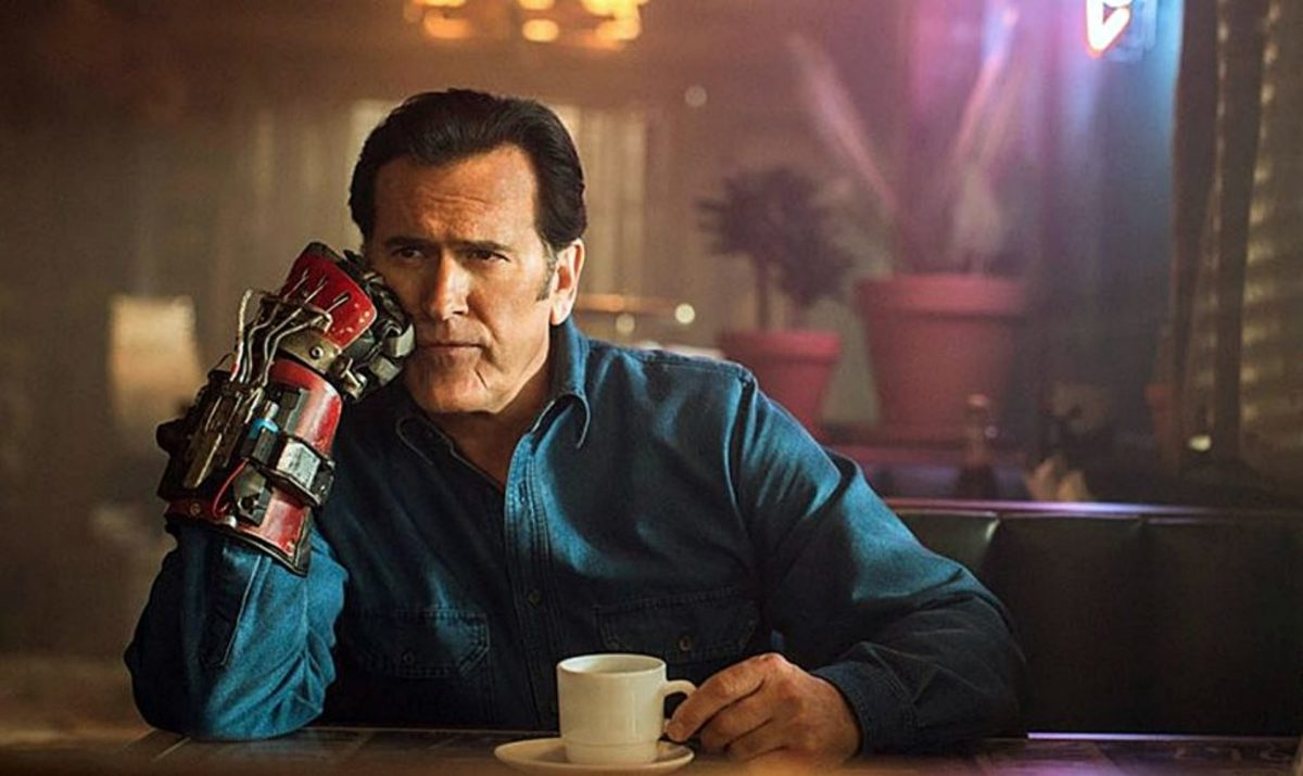 Ash vs. Evil Dead canceled after just three seasons? Not groovy.