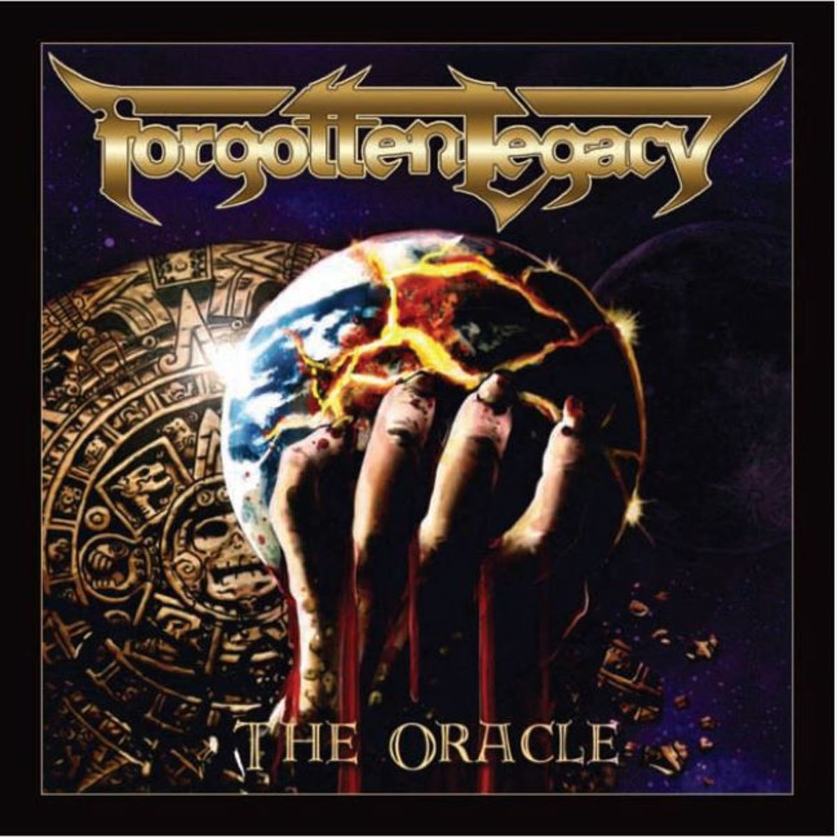 """The Oracle"" CD cover"