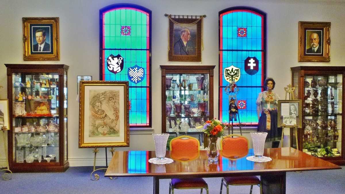 Discovering the Czech Center Museum in Houston