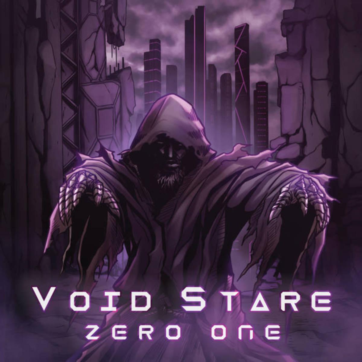 """Darkwave Album Review: """"Zero One"""" by Void Stare"""
