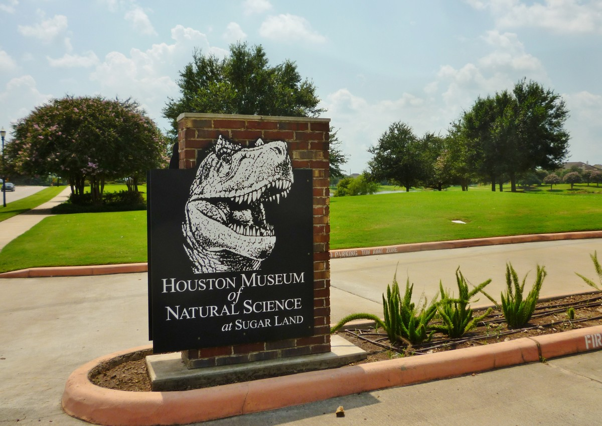 Houston Museum of Natural Science in Sugar Land