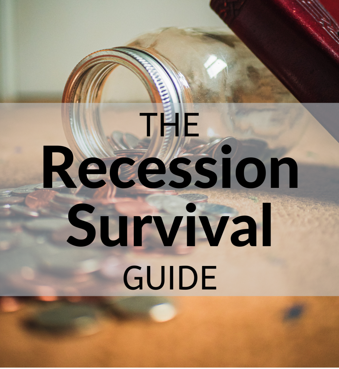 Prepare yourself now for a recession to avoid panic and big financial mistakes.
