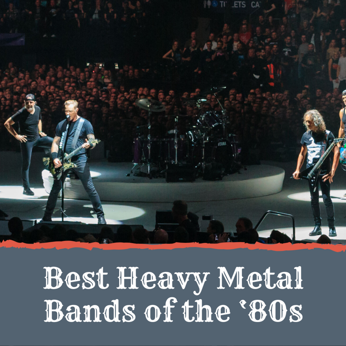 100 Best Heavy Metal Bands of the '80s