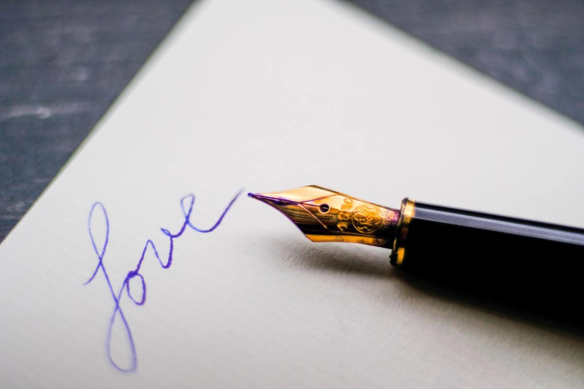 Joyful Writing