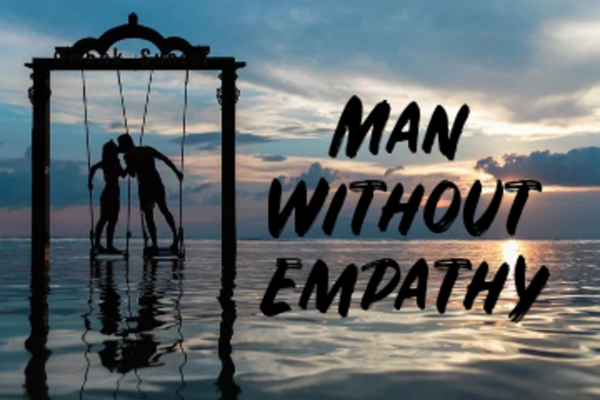 Poem: Man Without Empathy