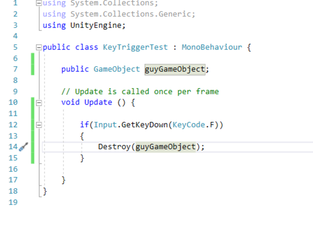 How to Instantiate and Destroy a GameObject in Unity