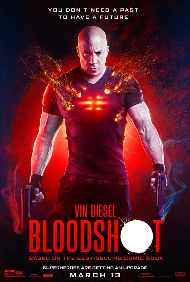 "Movie Review: ""Bloodshot"""