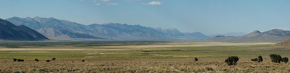 Ruby Valley, Nevada