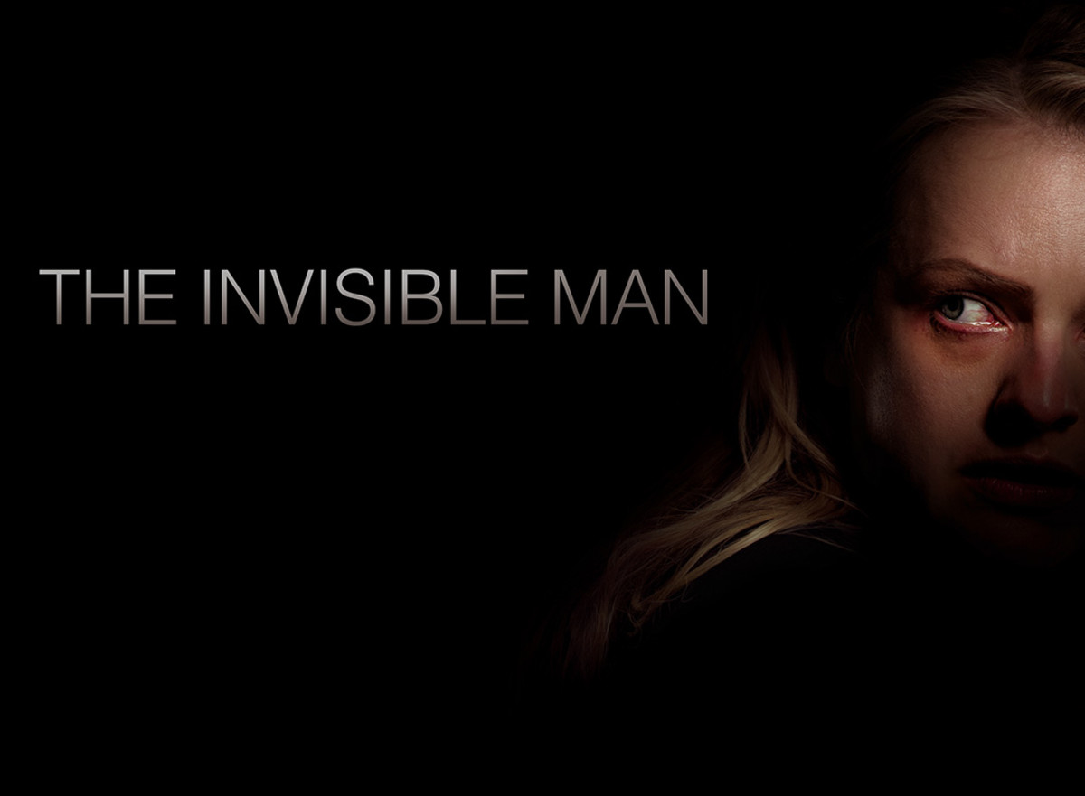 """""""The Invisible Man"""" Is Not Good"""
