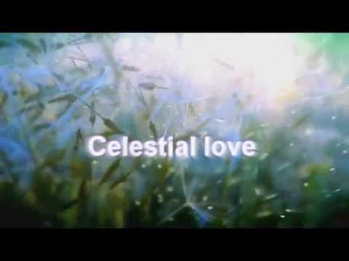 Bewildered by Love. Sunday's Inspiration 16, to Diane Denison (Christ Cosmic Dancer)