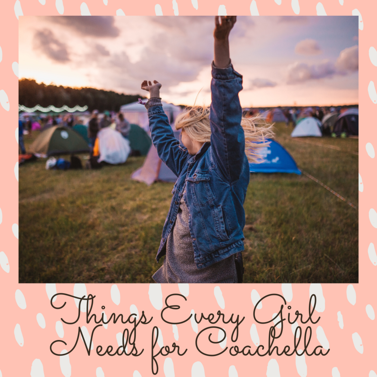 10 Things Every Girl Needs to Bring to Coachella