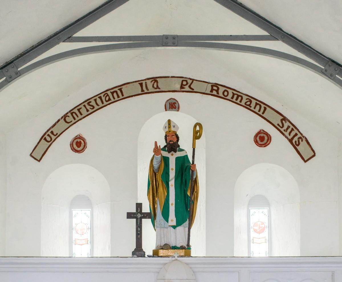 An Ode to Saint Patrick