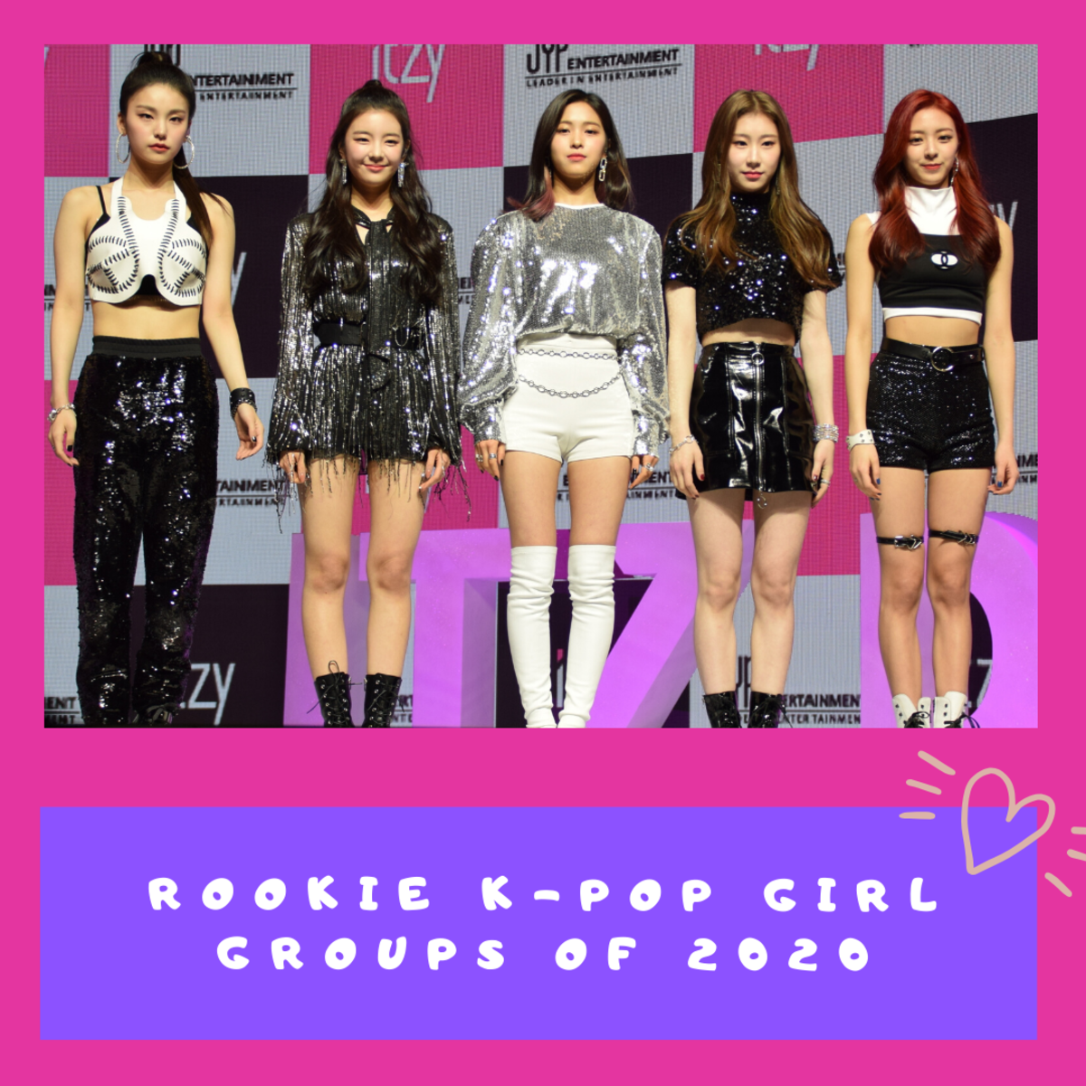 ITZY is one of the best new K-pop groups around.