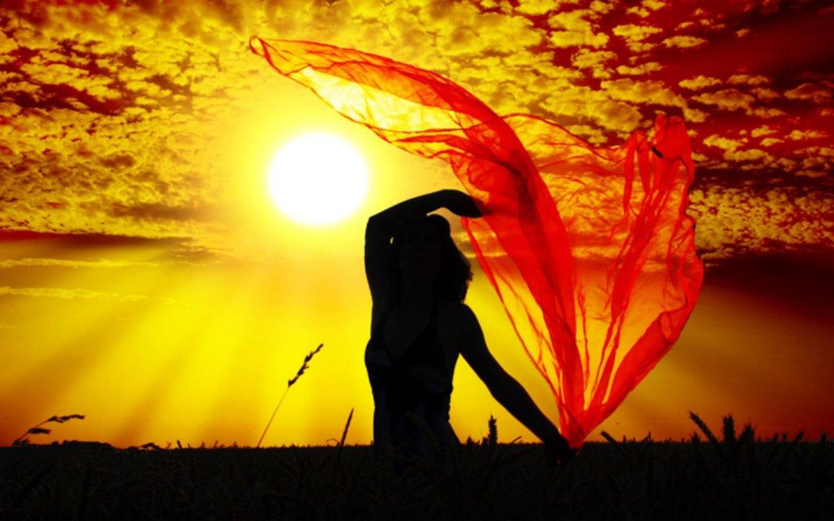 Dance in the Sunshine
