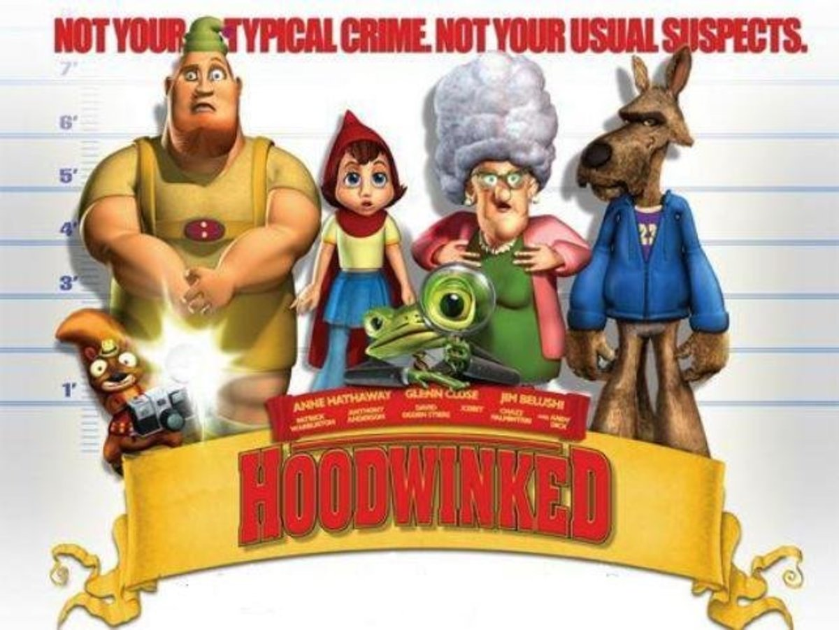Should I Watch..? 'Hoodwinked!'
