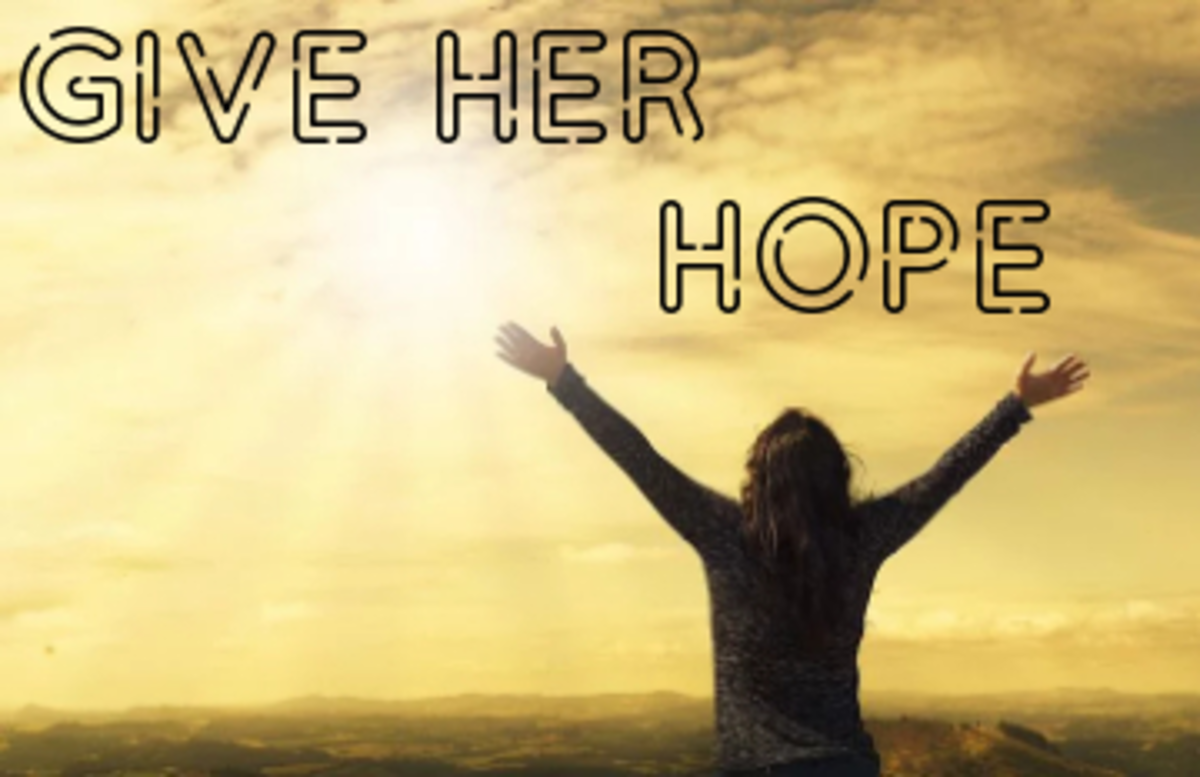Poem: Give Her Hope