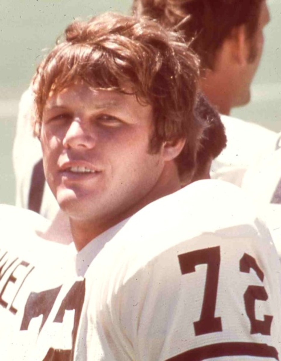 Former Browns defensive lineman, Jerry Sherk, is one of the top defensive players in franchise history.