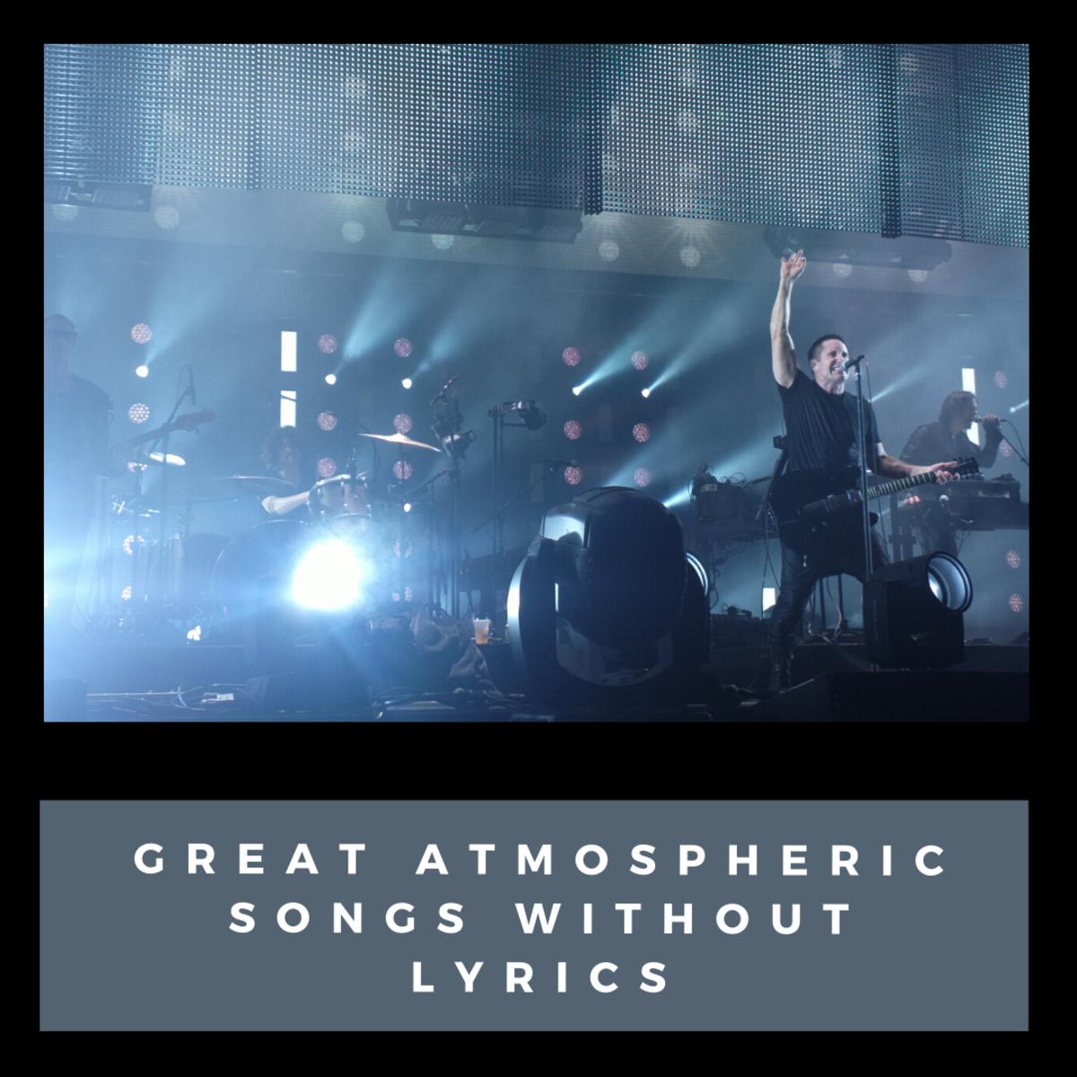 Nine Inch Nails live in concert