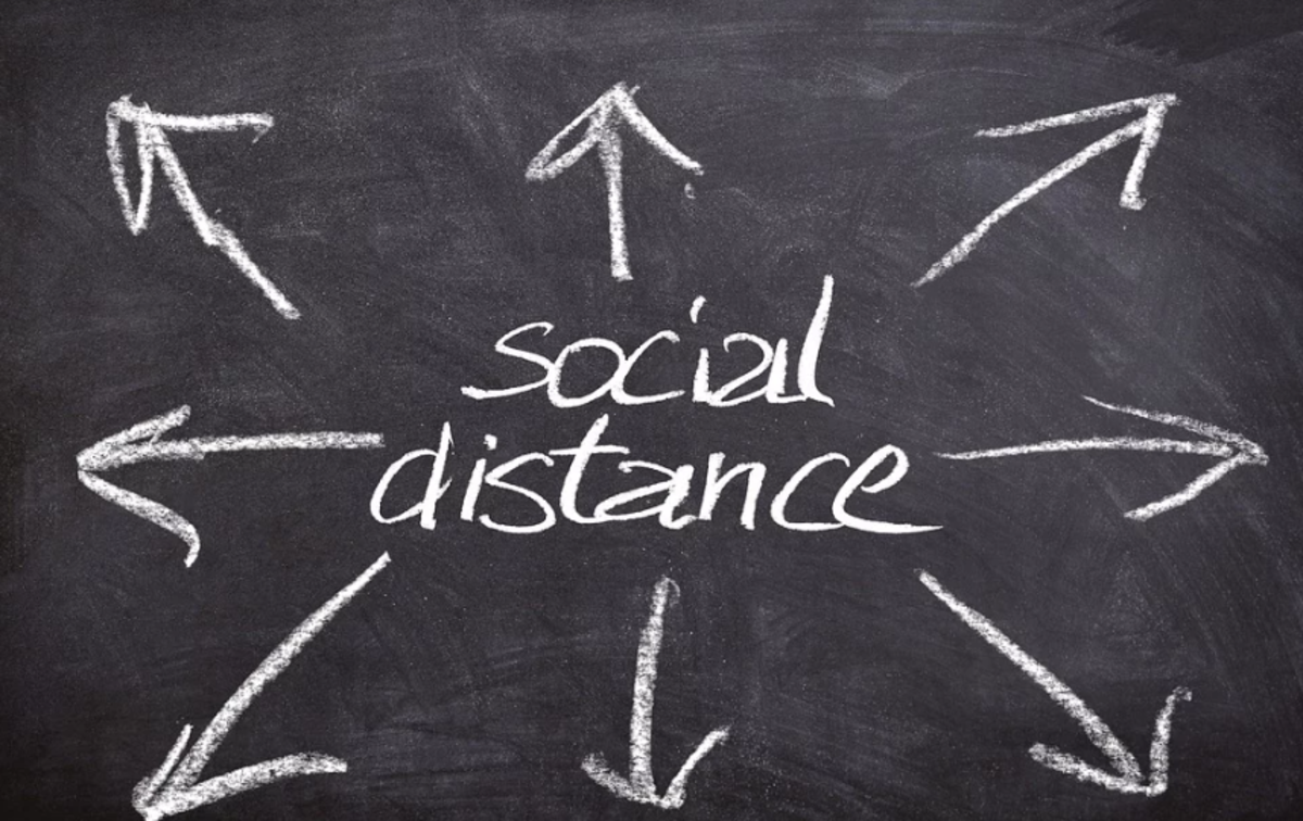 Social Distancing Isn't Anything New