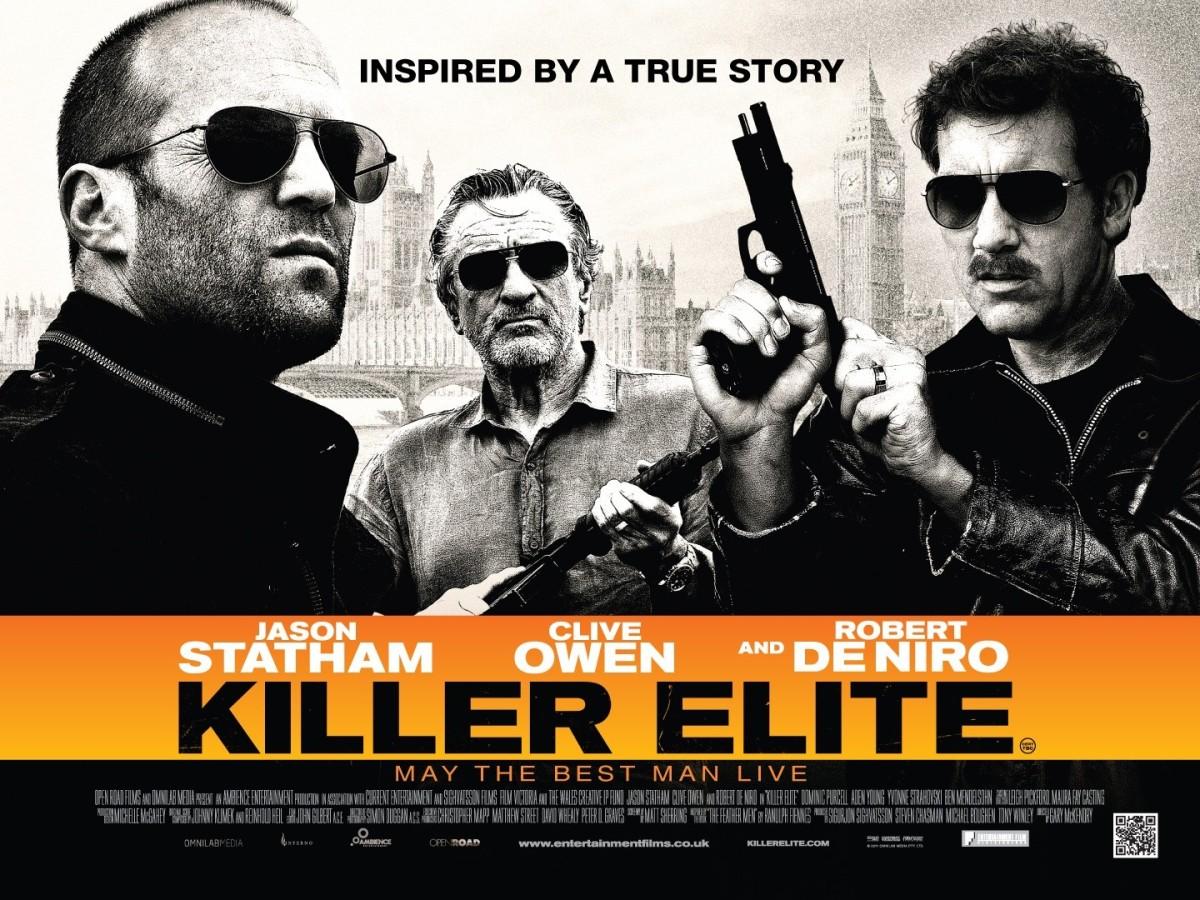 Should I Watch..? 'Killer Elite' (2011)