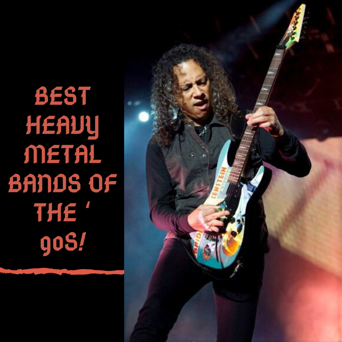 100 Best Heavy Metal Bands of the '90s